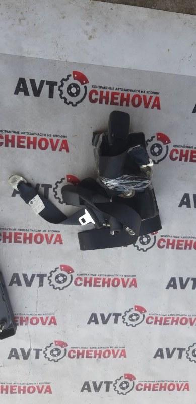 Ремень безопасности Nissan Tiida Latio SC11-254158 HR15 2010 задний