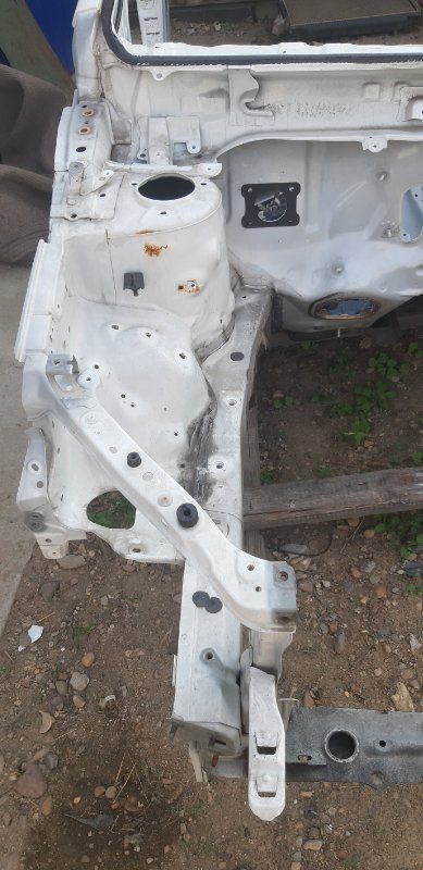 Лонжерон Toyota Allion ZRT265-3007836 2ZR-FE 2008 передний правый