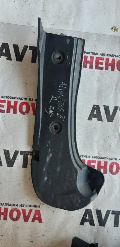 Подкрылок Toyota Allion ZRT265-3007836 2ZR-FE 2008 задний правый