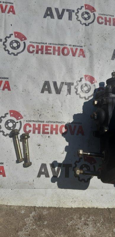 Болт крепления рулевого рудуктора Nissan Atlas P4F23-040903 TD27 1997