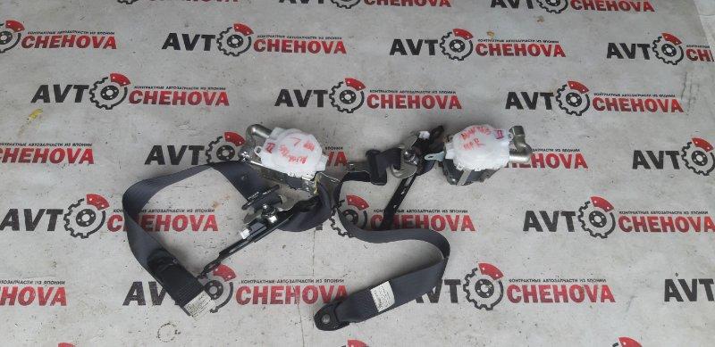 Ремень безопасности (пара) Toyota Allion ZRT265-3007836 2ZR-FE 2008 передний