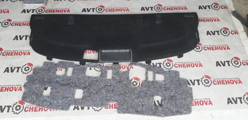 Полка багажника Toyota Allion ZRT265-3007836 2ZR-FE 2008 задняя