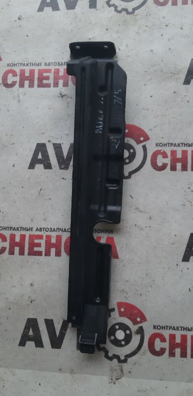 Защита радиатора Toyota Allion ZRT265-3007836 2ZR-FE 2008 передняя правая
