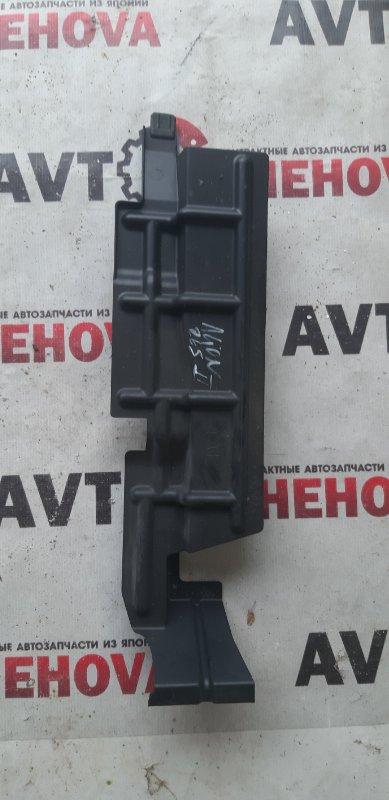 Защита радиатора Toyota Allion ZRT265-3007836 2ZR-FE 2008 передняя левая