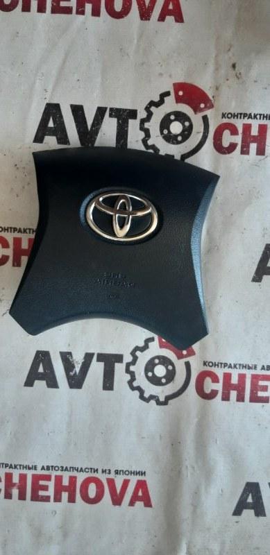 Подушка безопастности Toyota Allion ZRT265-3007836 2ZR-FE 2008