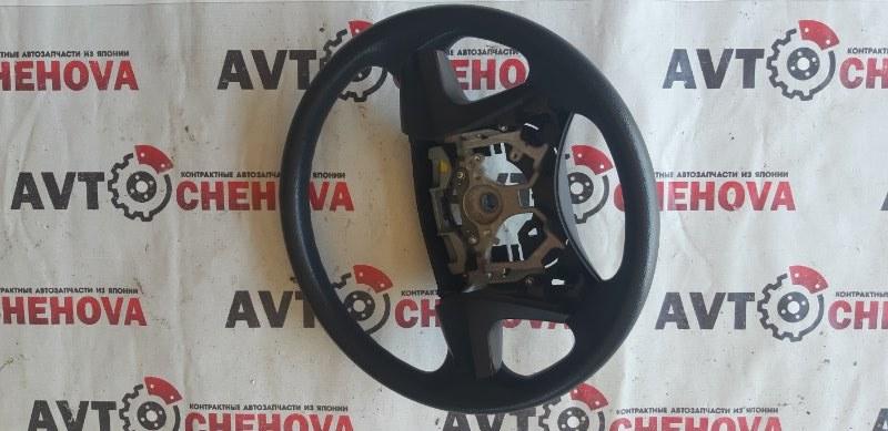 Руль Toyota Allion ZRT265-3007836 2ZR-FE 2008