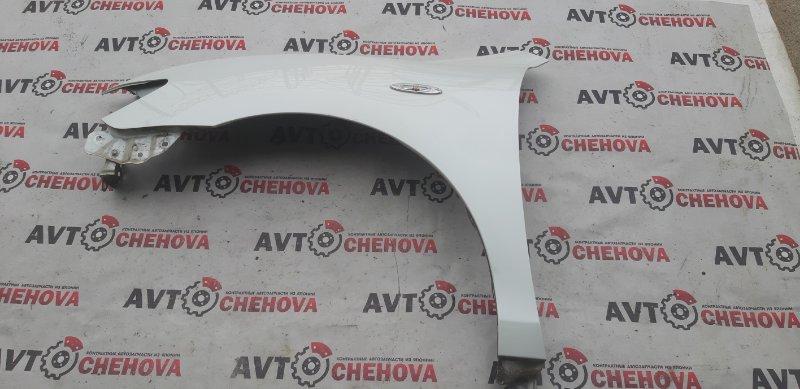 Крыло (в отличном состоянии) Toyota Camry ACV40-3132749 2AZ-FE 2007 переднее левое