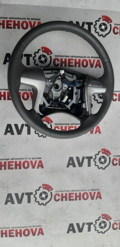 Руль (в отл.сост) Toyota Camry ACV40-3132749 2AZ-FE 2007