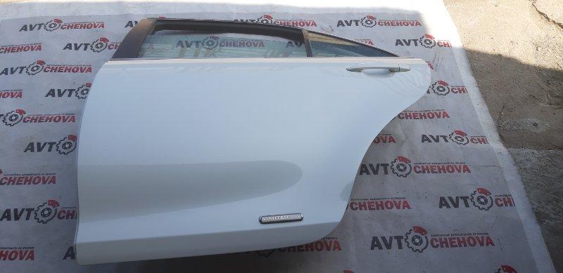 Дверь (в отличном состоянии) Toyota Camry ACV40-3132749 2AZ-FE 2007 задняя левая