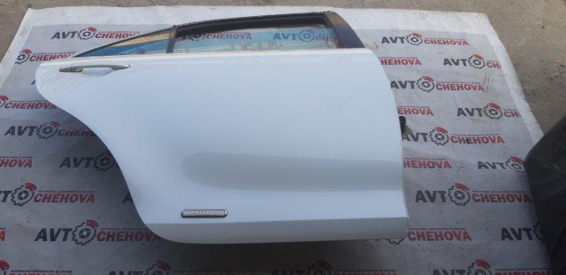 Дверь (в отличном состоянии) Toyota Camry ACV40-3132749 2AZ-FE 2007 задняя правая