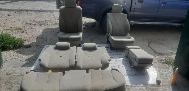Сиденье (цена за одно сиденье) Toyota Camry ACV40-3132749 2AZ-FE 2007
