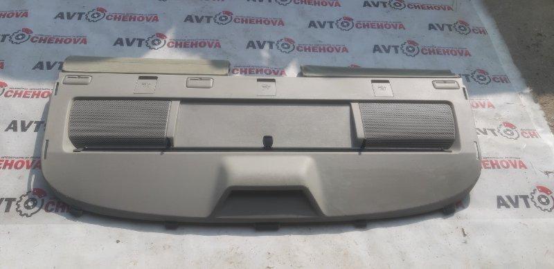 Полка багажника (со шторкой) Toyota Camry ACV40-3132749 2AZ-FE 2007