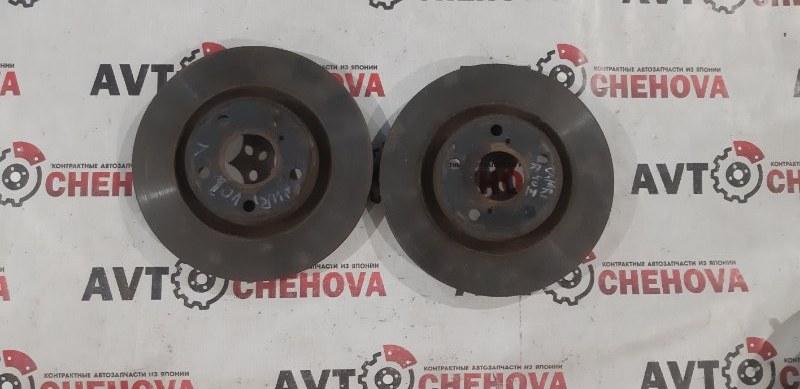 Диск тормозной (пробег 77 тыс) Toyota Camry ACV40-3132749 2AZ-FE 2007