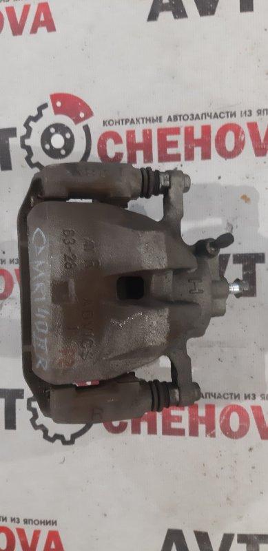 Суппорт томозной (пробег 77 тыс) Toyota Camry ACV40-3132749 2AZ-FE 2007 передний правый