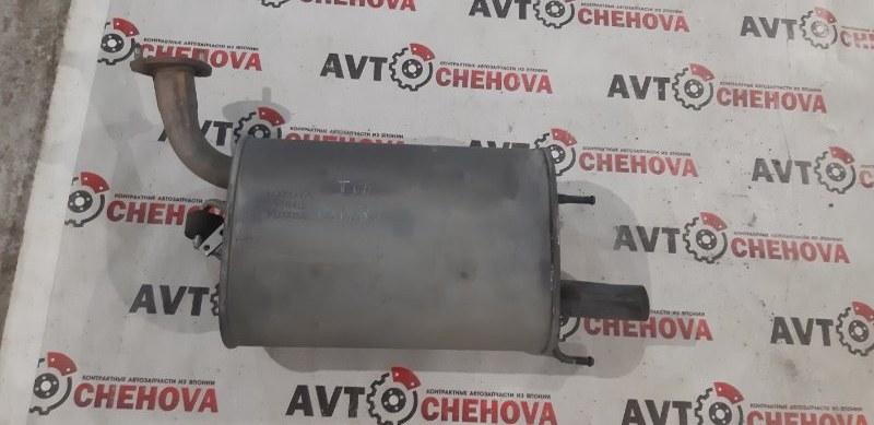 Глушитель (пробег 77 тыс) Toyota Camry ACV40-3132749 2AZ-FE 2007