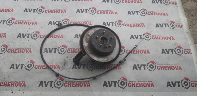 Ступица (пробег 77 тыс) Toyota Camry ACV40-3132749 2AZ-FE 2007 задняя левая