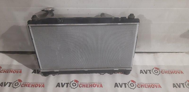 Радиатор двс (пробег 77 тыс) Toyota Camry ACV40-3132749 2AZ-FE 2007