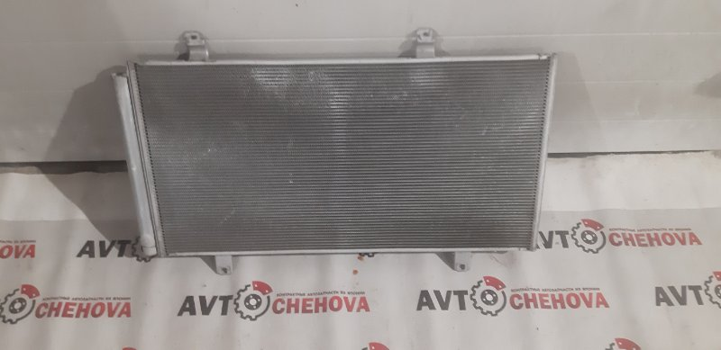 Радиатор кондиционера (пробег 77 тыс) Toyota Camry ACV40-3132749 2AZ-FE 2007