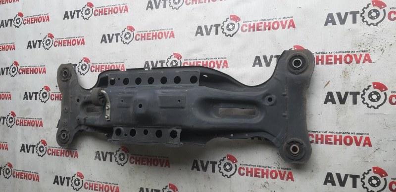 Балка подвески (пробег 77 тыс) Toyota Camry ACV40-3132749 2AZ-FE 2007 задняя