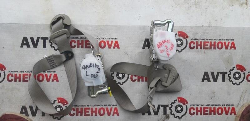 Ремень безопасности (пара) Toyota Camry ACV40-3132749 2AZ-FE 2007 передний