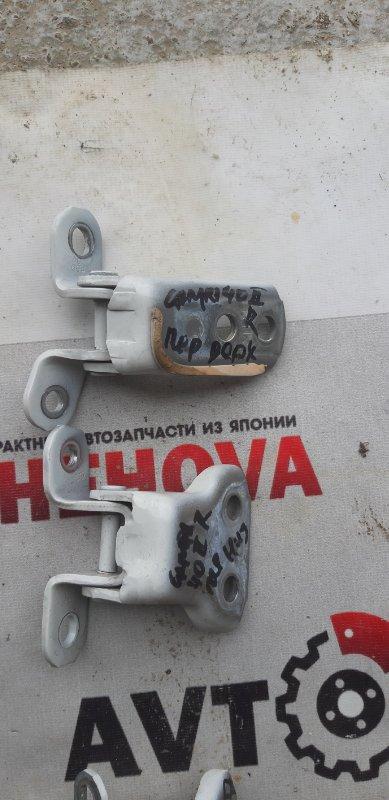 Крепление двери Toyota Camry ACV40-3132749 2AZ-FE 2007 переднее правое