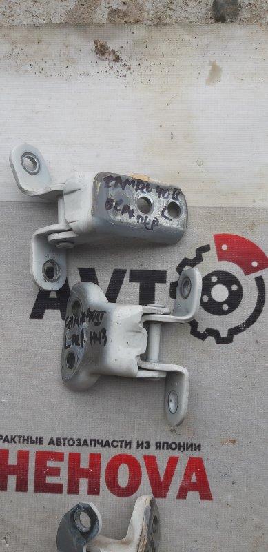 Крепление двери Toyota Camry ACV40-3132749 2AZ-FE 2007 переднее левое