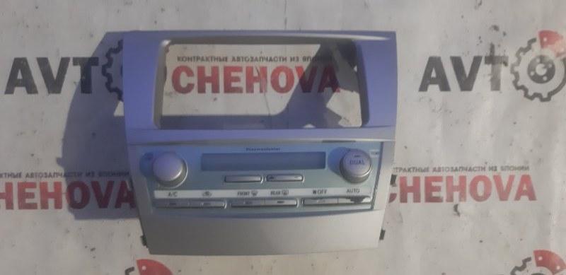 Консоль магнитофона Toyota Camry ACV40-3132749 2AZ-FE 2007