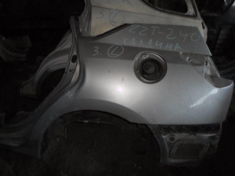 Крыло Toyota Caldina ZZT241 заднее левое