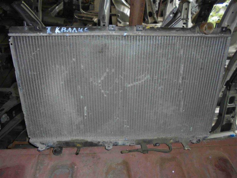 Радиатор основной Toyota Mark Ii Wagon Qualis 1MZ-FE