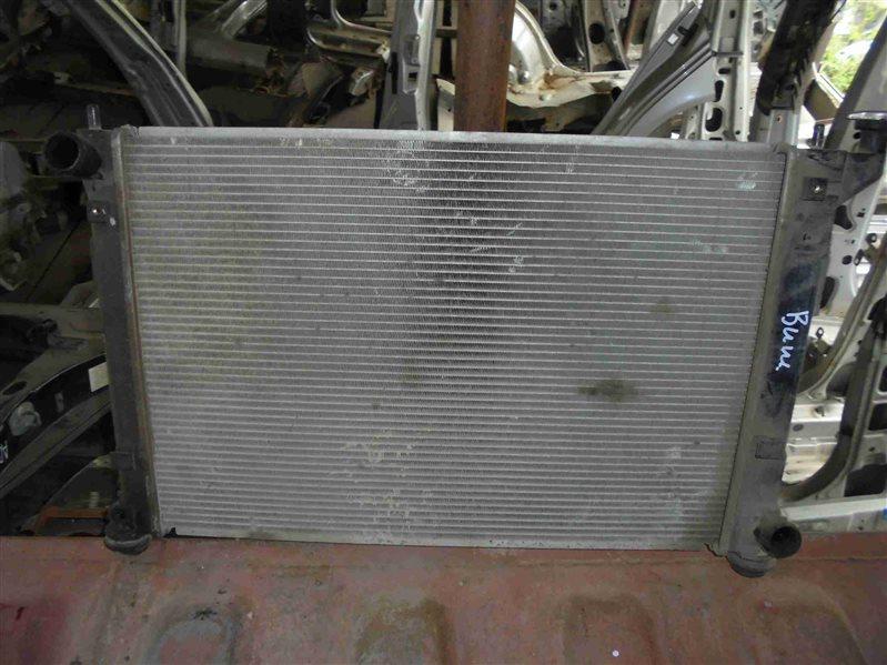Радиатор основной Toyota Wish NCP10 1ZZ 2003