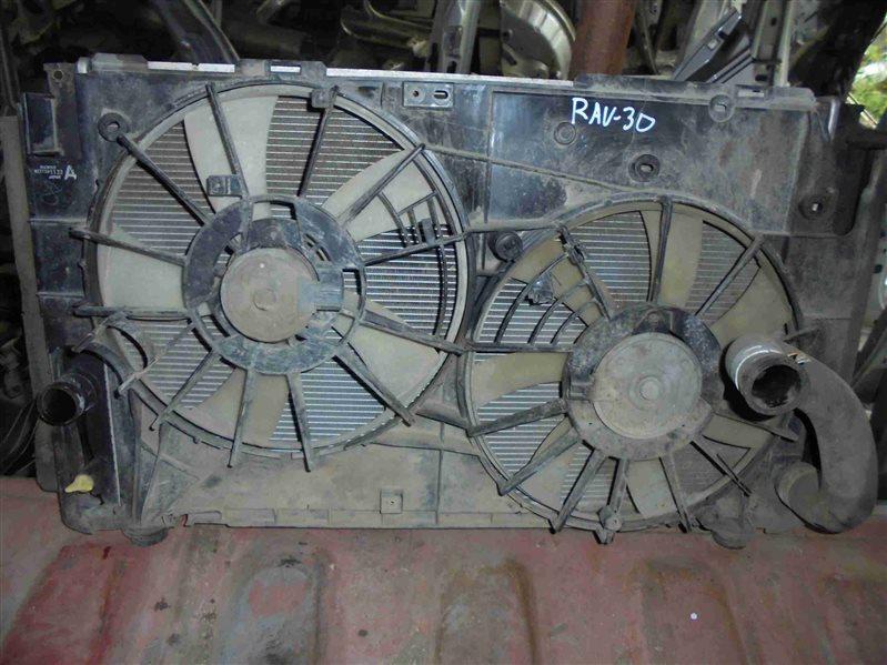 Радиатор основной Toyota Rav4 ACA31