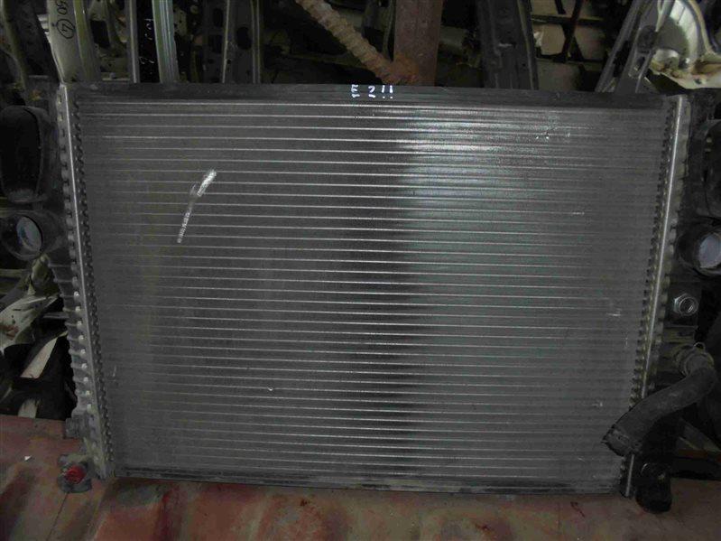 Радиатор основной Mercedes-Benz E-Class W211 M 112 E 32