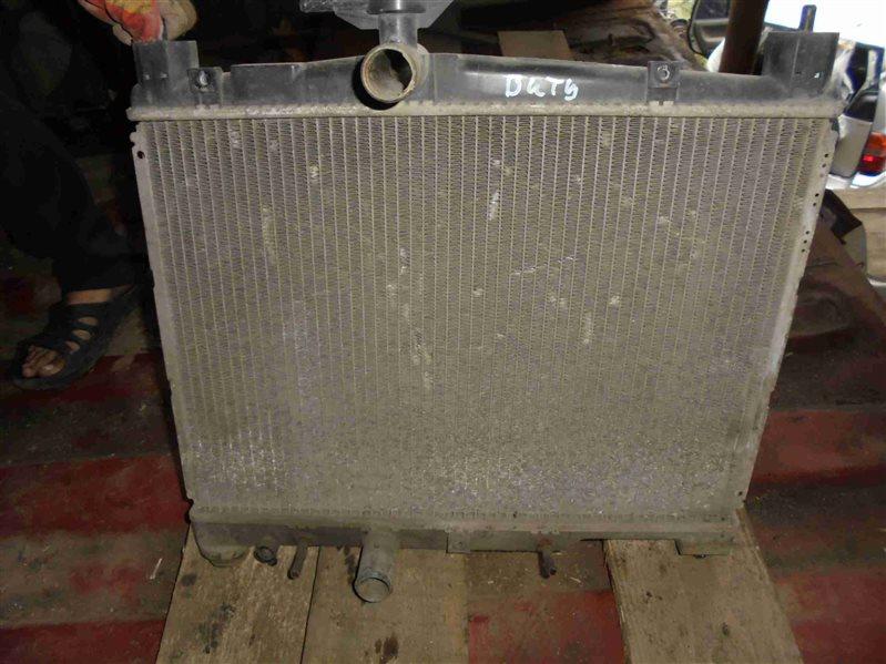 Радиатор основной Toyota Vitz NCP10