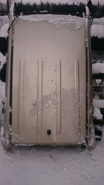 Крыша Toyota Rav4 ACA31 2AZ-FE 2007