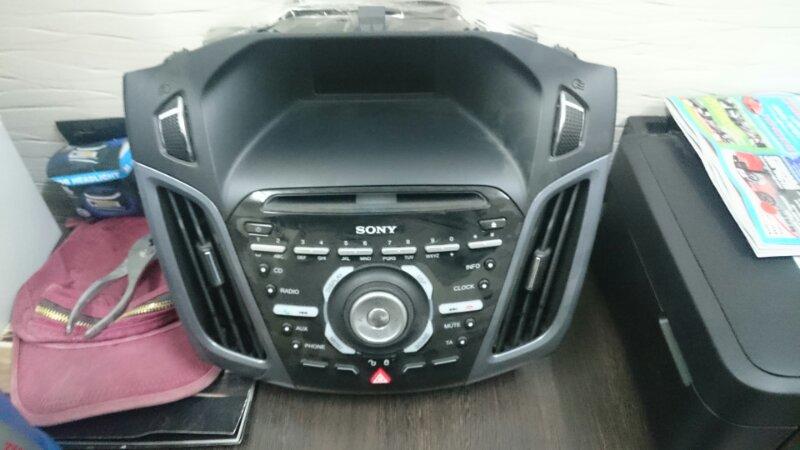 Магнитофон Ford Focus 3 CB8 XQDA 2013