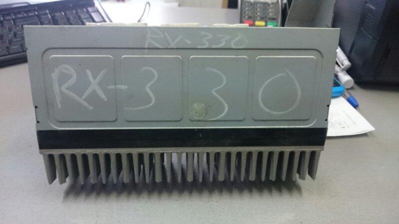 Усилитель магнитолы Lexus Rx330 MCU33 3MZ-FE 2006