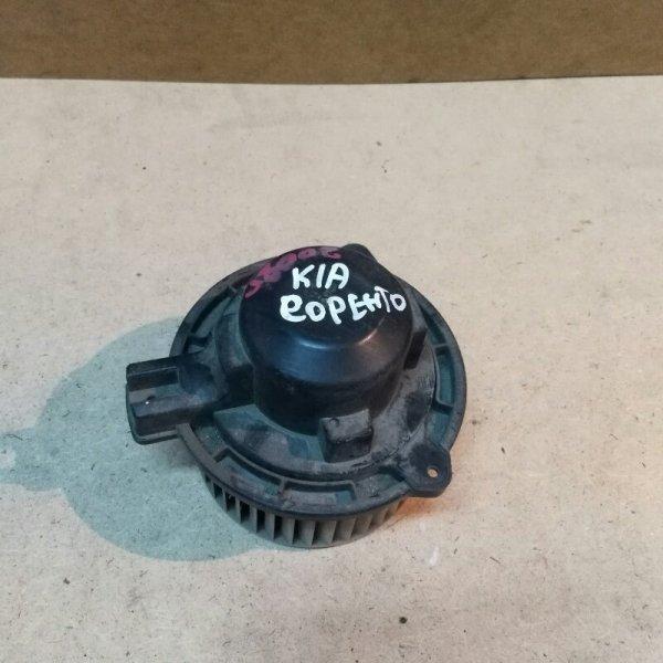 Мотор печки Kia Sorento BL D4CB 2009