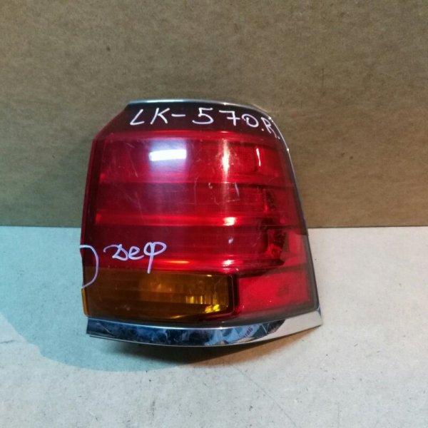 Стоп Lexus Lx570 URJ201 3UR-FE 2009 задний правый