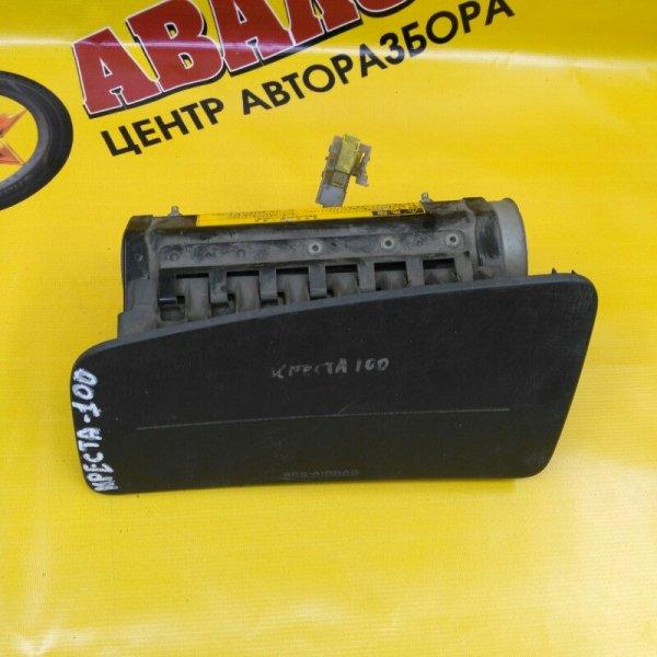 Airbag пассажирский Toyota Cresta X100 1G-FE 2001