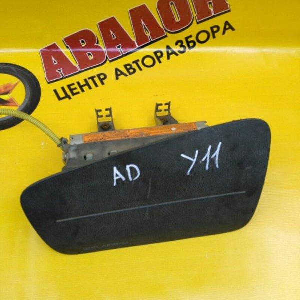 Airbag пассажирский Nissan Ad Y11 QJ15 2000