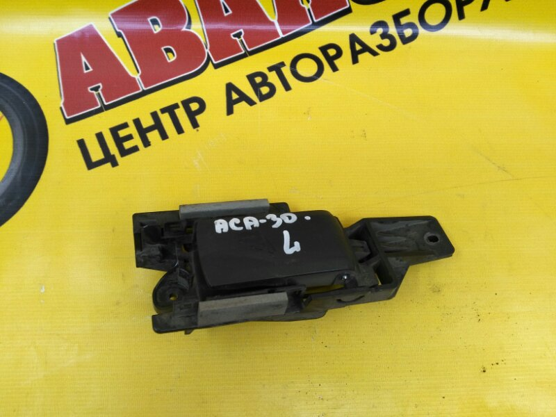Ручка складывания сидения Toyota Rav4 ACA31 1AZ-FE 2006 задняя левая