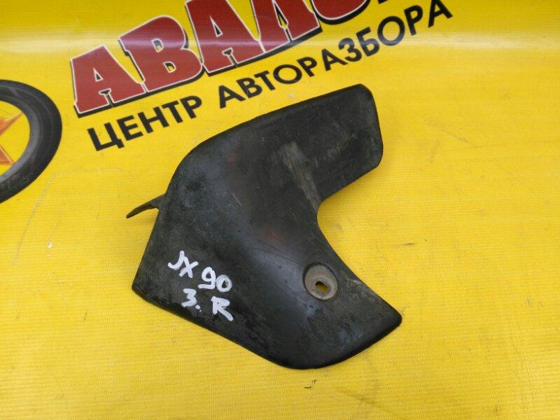 Брызговик Toyota Mark Ii JX90 1JZ-FE 1993 задний правый