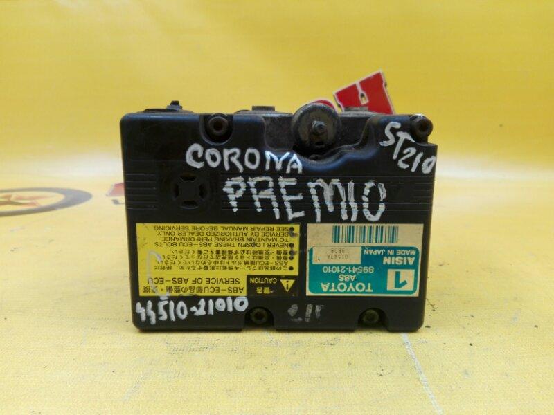 Блок abs Toyota Corona Premio ST210 3S-FSE 2000