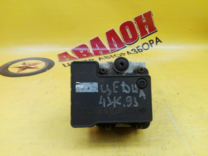 Блок abs Mitsubishi Lancer Cedia CS2A 4G15 2000