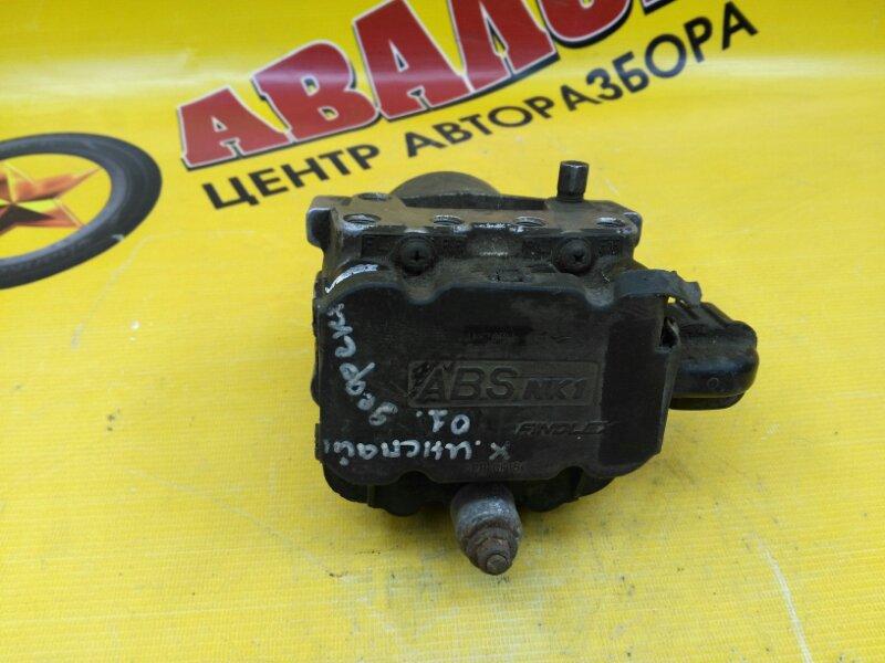 Блок abs Honda Inspire UA4 J25A 2001