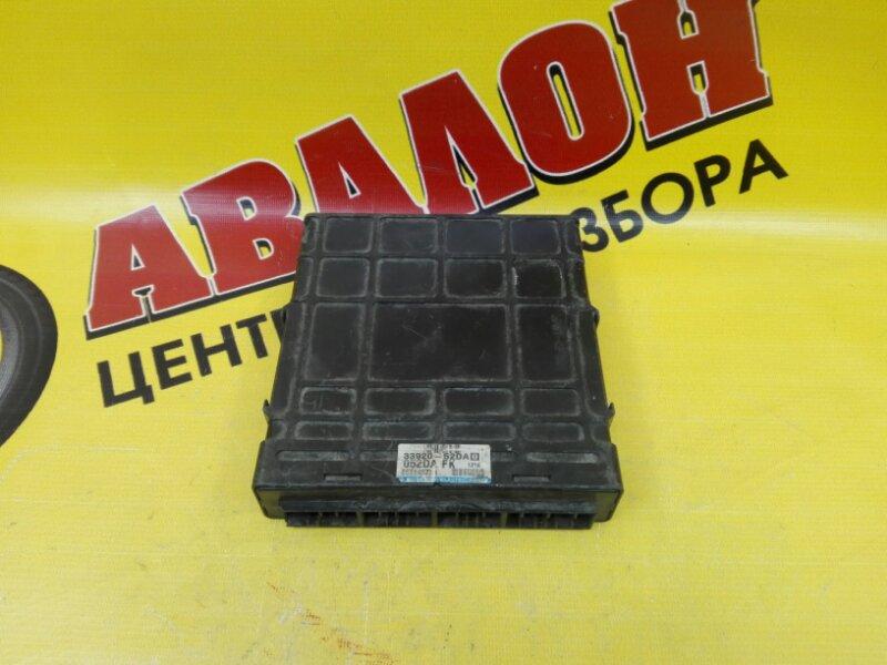 Блок efi Suzuki Grand Escudo TX92W H27A 2000