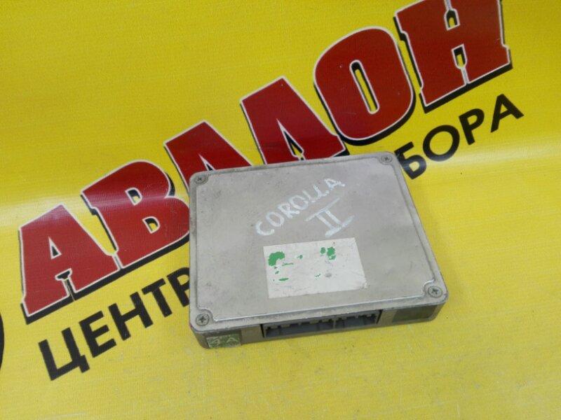 Блок efi Toyota Corolla 2 EL41 5E-FE 1991