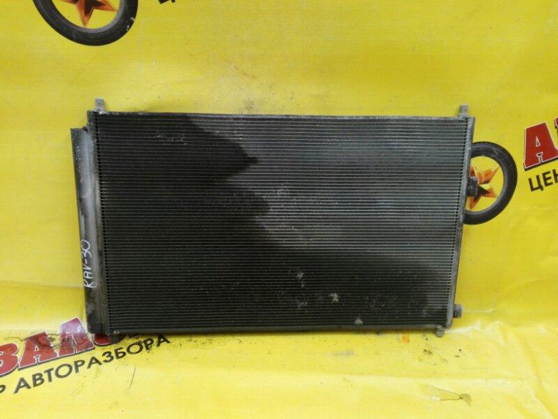 Радиатор кондиционера Toyota Rav4 ACA31 2AZ-FE 2006