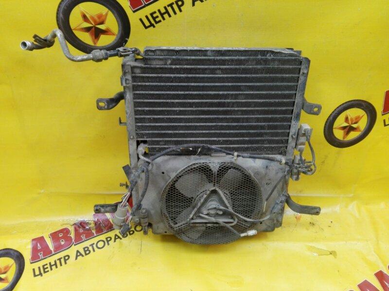 Радиатор кондиционера Mitsubishi Delika PD6W 6G72 2000