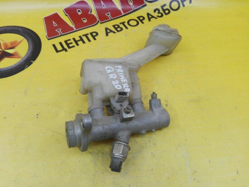 Главный тормозной цилиндр Nissan Primera TP12 QR20 2004